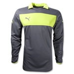 PUMA Powercat 1.12 Long Sleeve Goalkeeper Jersey (Dk Grey)