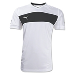 PUMA Powercat 3.12 Jersey (White/Black)