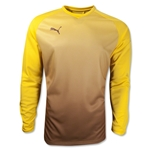 PUMA Speed Long Sleeve Goalkeeper Jersey (Yellow)