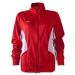 PUMA Women's Statement Jacket (Red)