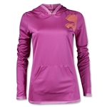 PUMA Women's Hoody Cover-up (Pink)