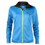 PUMA Women's Track Jacket (Blue)