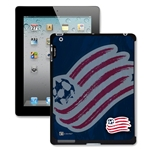 New England Revolution iPad 2+ Case (Corner Logo)