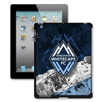 Vancouver Whitecaps iPad 2+ Case (Center Logo)
