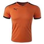 PUMA Pitch Jersey (Org/Blk)