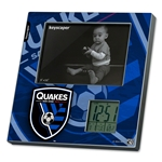 San Jose Earthquakes Picture Frame
