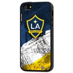 LA Galaxy iPhone 5/5S Rugged Case (Center Logo)