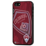 Colorado Rapids iPhone 5/5S Rugged Case (Corner Logo)