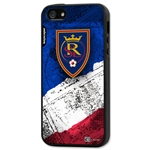 Real Salt Lake iPhone 5/5S Rugged Case (Center Logo)