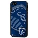 Sporting Kansas City iPhone 5/5S Rugged Case (Corner Logo)