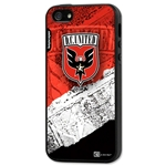 DC United iPhone 5/5S Rugged Case (Center Logo)