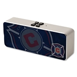 Chicago Fire Bluetooth Speaker (Corner Logo)