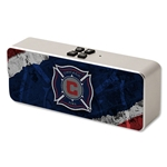 Chicago Fire Bluetooth Speaker (Center Logo)