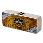 Houston Dynamo Bluetooth Speaker (Center Logo)