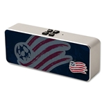 New England Revolution Bluetooth Speaker (Corner Logo)