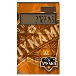 Houston Dynamo Desktop Calculator (Corner Logo)