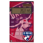 FC Dallas Desktop Calculator (Corner Logo)