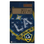 LA Galaxy Desktop Calculator (Corner Logo)