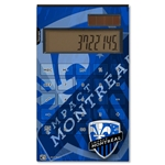 Montreal Impact Desktop Calculator (Corner Logo)
