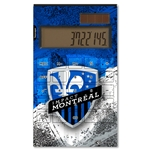 Montreal Impact Desktop Calculator (Center Logo)