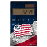 New England Revolution Desktop Calculator (Center Logo)