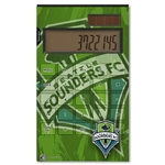 Seattle Sounders Desktop Calculator (Corner Logo)
