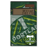 Portland Timbers Desktop Calculator (Corner Logo)