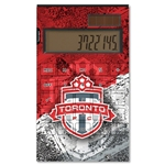 Toronto FC Desktop Calculator (Center Logo)