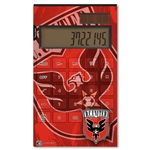 DC United Desktop Calculator (Corner Logo)