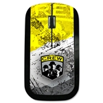 Columbus Crew Wireless Mouse (Corner Logo)