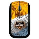 Houston Dynamo Wireless Mouse (Center Logo)