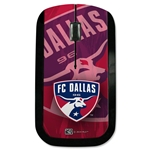 FC Dallas Wireless Mouse (Corner Logo)