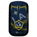 LA Galaxy Wireless Mouse (Corner Logo)