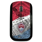 Colorado Rapids Wireless Mouse (Center Logo)