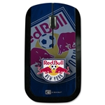 New York Red Bull Wireless Mouse (Corner Logo)