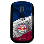 New York Red Bull Wireless Mouse (Center Logo)