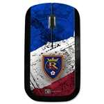 Real Salt Lake Wireless Mouse (Center Logo)