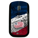 New England Revolution Wireless Mouse (Center Logo)