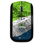 Seattle Sounders Wireless Mouse (Center Logo)