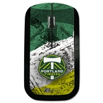 Portland Timbers Wireless Mouse (Center Logo)
