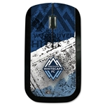 Vancouver Whitecaps Wireless Mouse (Center Logo)