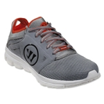 Warrior Pregame Training Shoes (Grey/Red)