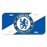 Chelsea License Plate