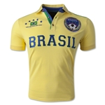 Brazil Absolute Rebellion Polo (Yellow)