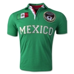 Mexico Absolute Rebellion Polo (Green)