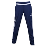 adidas Tiro 15 Women's Training Pant (Navy)