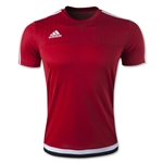 adidas Tiro15 Training Jersey (Red)