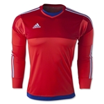 adidas Top Goalkeeper Jersey (Neon Orange)
