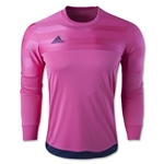adidas Entry Goalkeeper Jersey (Pink)