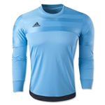 adidas Entry Goalkeeper Jersey (Sky)